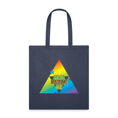 Zelda Made Me Gay - Tote Bag