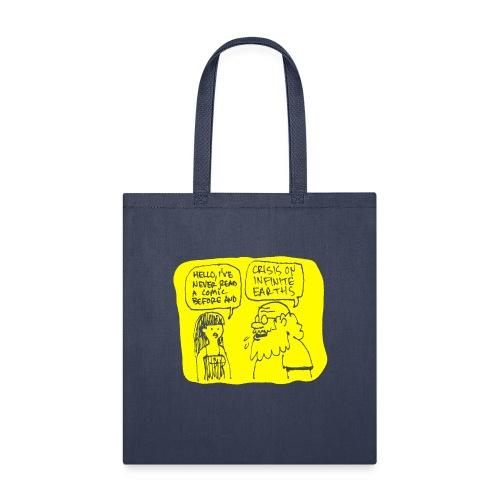 CRISIS - Tote Bag