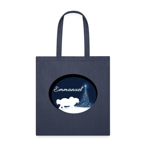 Emmanuel - Tote Bag