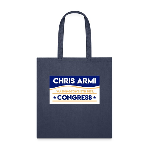 Chris Armi Sign - Tote Bag