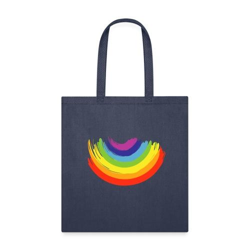 Rainbow Smile - Tote Bag