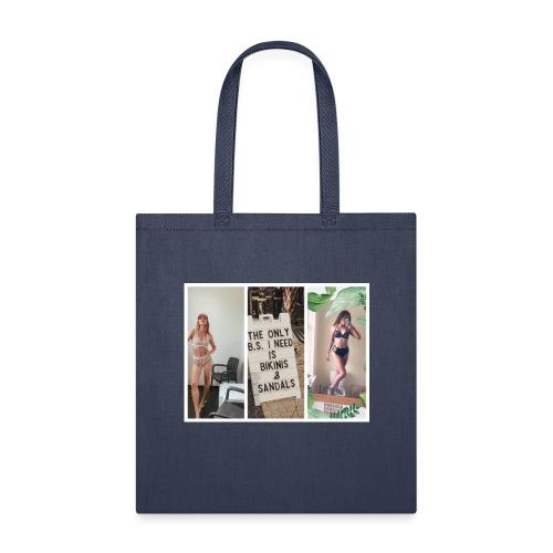 bikini girls - Tote Bag