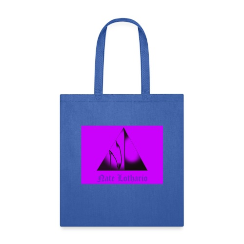 Purple Logo 2 - Tote Bag