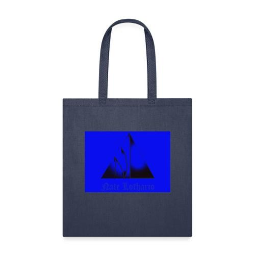 Blue Logo - Tote Bag