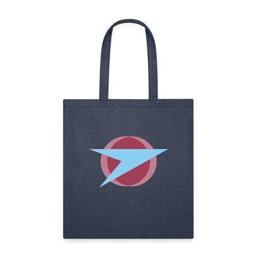 Terran Federation Mug with Slogan - Tote Bag