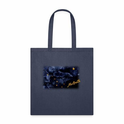 McGrath Alaska Tshirt - Tote Bag