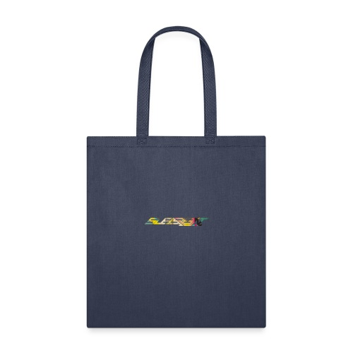 SubSIL3NT Logo Multi Color - Tote Bag