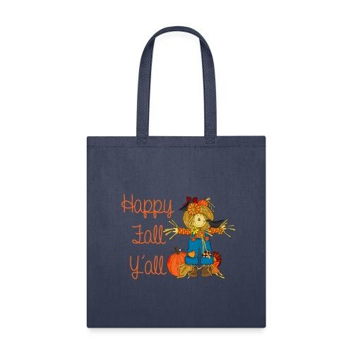 happy fall yall - Tote Bag