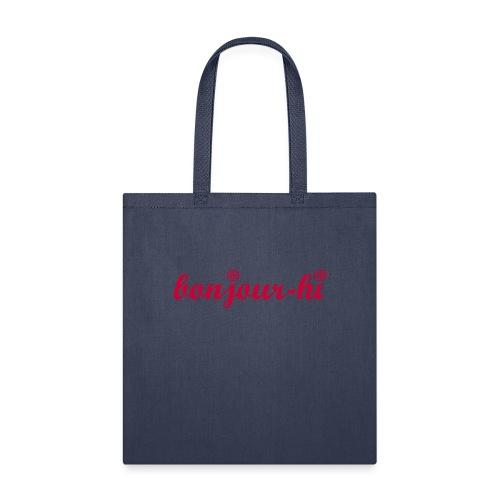 Bonjour-Hi Montréal - Tote Bag