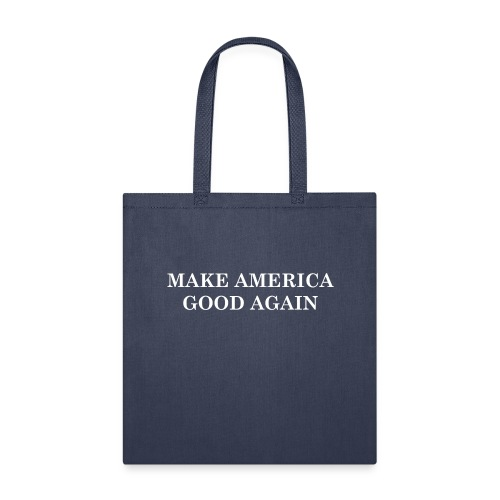 MAGOOA white - Tote Bag