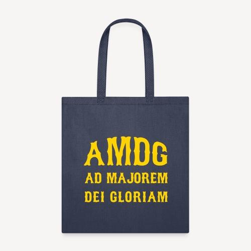AMDG - Tote Bag