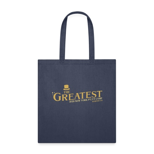The Greatest NYCCOC PTYT CAMP 2020 - Tote Bag