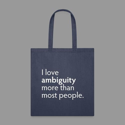 Ambiguity - Tote Bag