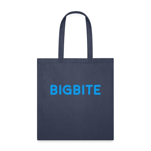 BIGBITE Blue - Tote Bag