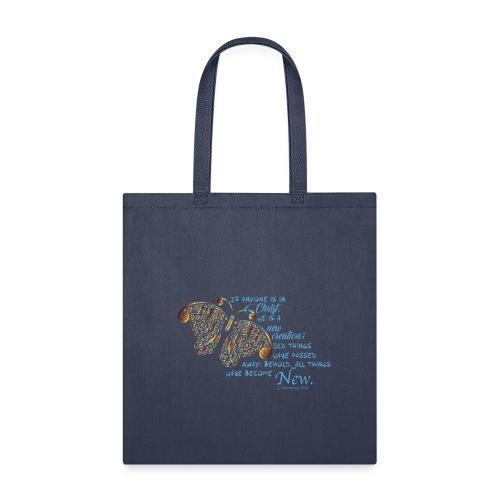 New in Christ - Tote Bag