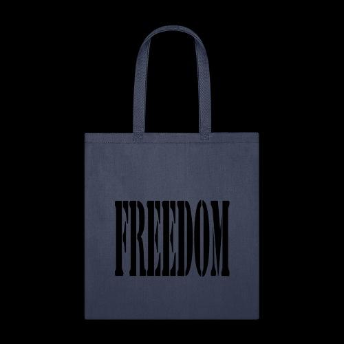 Freedom Logo - Tote Bag