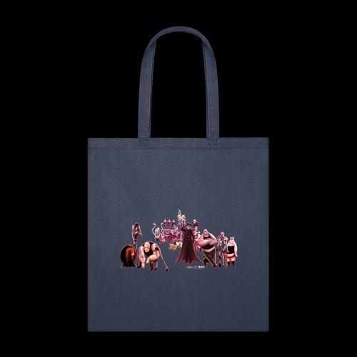 Cauldron Of Ghouls - Tote Bag