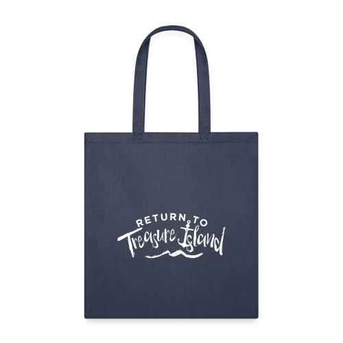 Return To Treasure Island - Tote Bag