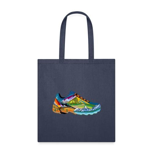 American Hiking x THRU Designs Apparel - Tote Bag