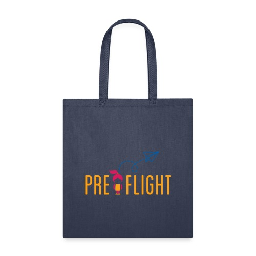 PreFlight Aviation Camp - Tote Bag