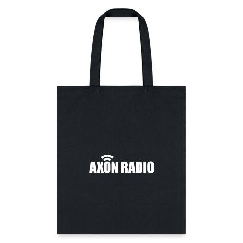 Axon Radio | White night apparel. - Tote Bag