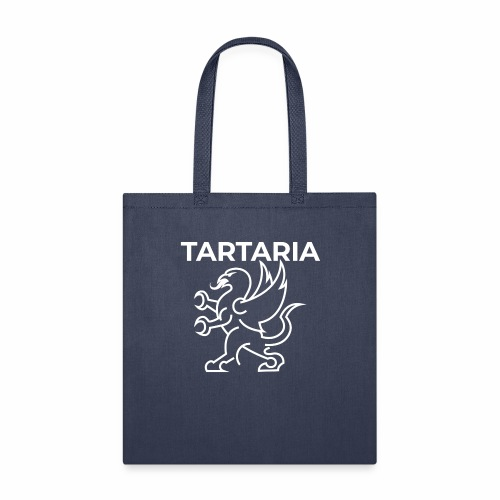 Tartaria: A Forgotten Country (With Flag) - Tote Bag
