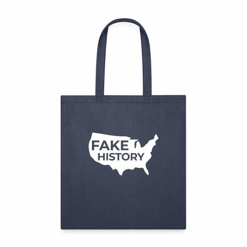 Fake History of America - Tote Bag
