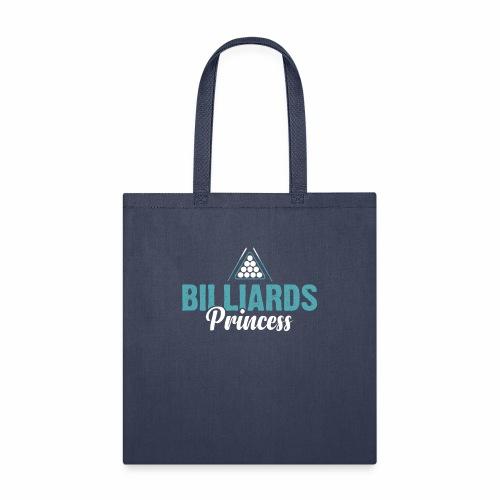 BILLIARDS PRINCESS - Tote Bag