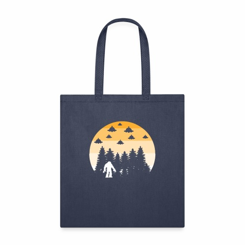 BIGFOOT UFO - Tote Bag