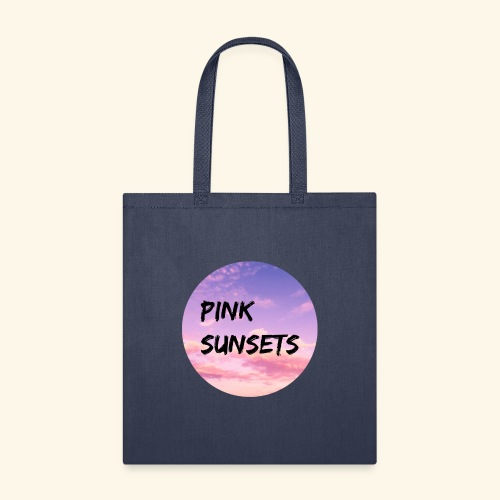 Pink Sunsets - Tote Bag