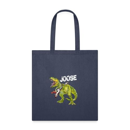 JOOSE T Rex white - Tote Bag