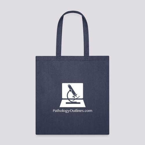 Pathology Outlines Square Logo - Tote Bag
