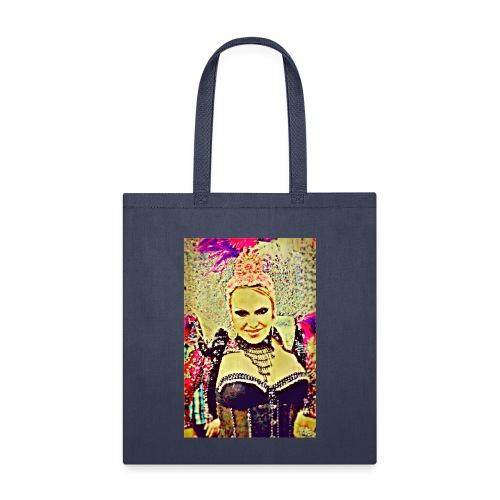 Lady in costume - Tote Bag