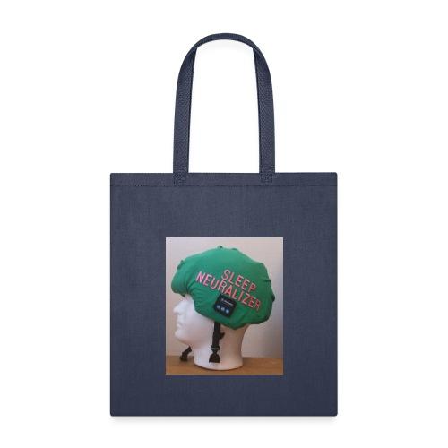 Sleep Neuralizer Helmet Model - Tote Bag