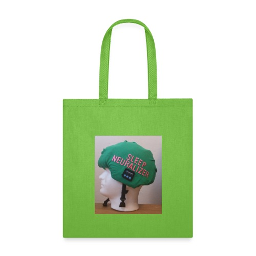Sleep Neuralizer Helmet Model - Tote Bag