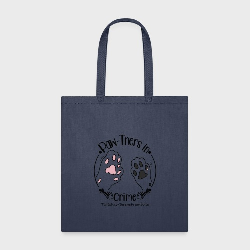 Pawtner Dark - Tote Bag