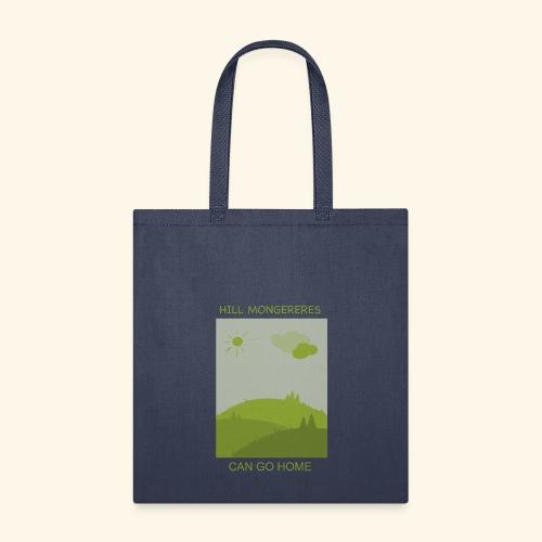 Hill mongereres - Tote Bag