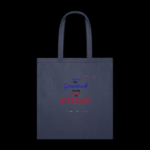 Gratitude Merch - Tote Bag