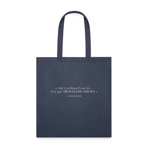 Traveling Shoes - Tote Bag