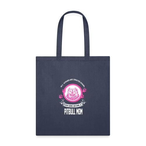pitbullmom - Tote Bag