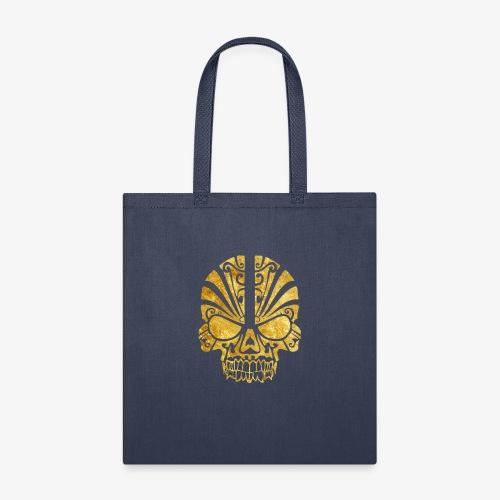 Gold Skull - Tote Bag