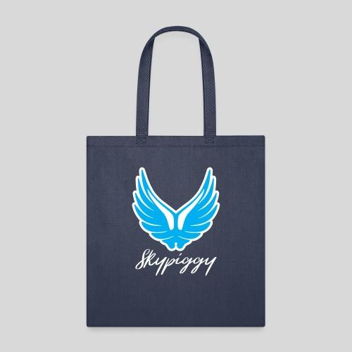Skypiggy logo square dark - Tote Bag