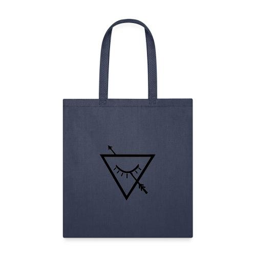 Urban Roots Symbol Black - Tote Bag