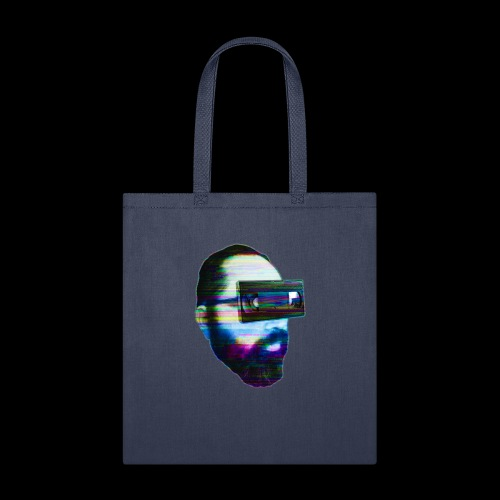 Spaceboy Music - Glitched - Tote Bag