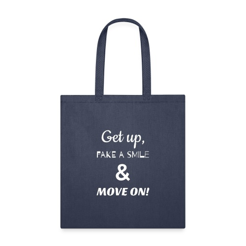 MOVE ON LYRICS FULL SIZE - Tote Bag