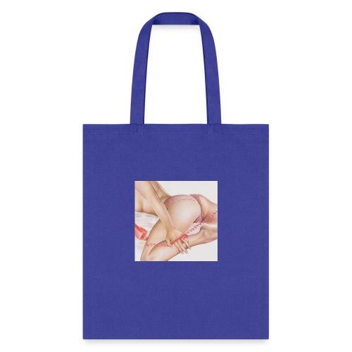 On da phone - Tote Bag