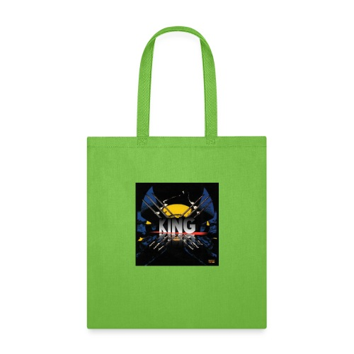 ones wolverine was a king!! - Tote Bag
