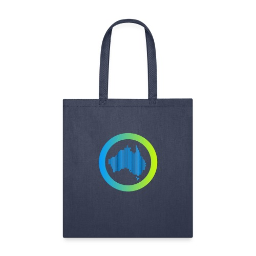 Gradient Symbol Only - Tote Bag