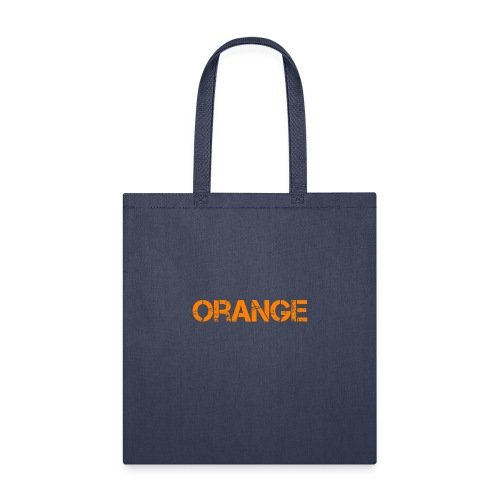 orange1 - Tote Bag