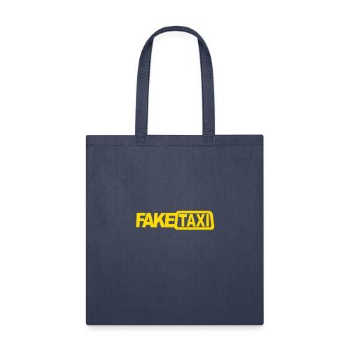 FAKE TAXI hoodie - Tote Bag